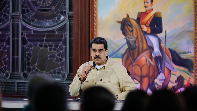 Drug trafficking up sharply under Venezuela's Maduro: US