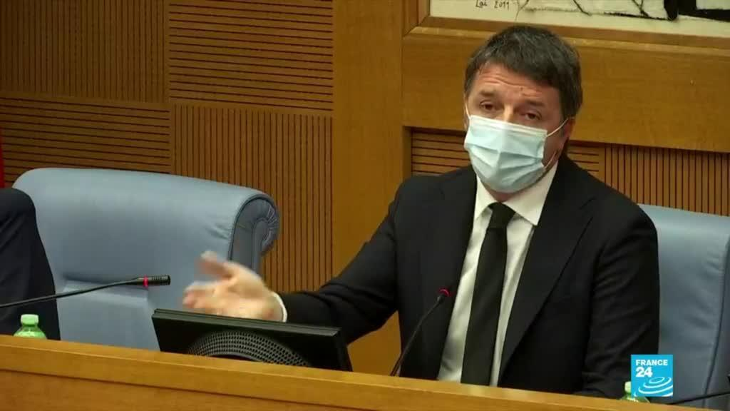 2021-01-14 09:40 Italy political crisis: Govt risks collapse after withdrawal of Renzi
