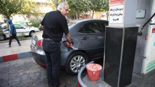 إيران - وقود