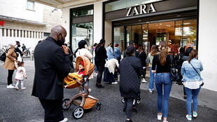 Zara France probe
