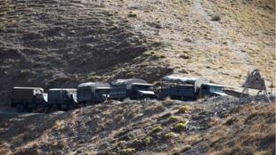 L'armée algérienne mène des opérations dans la région de Tizi Ouzou pour retrouver l'otage français.