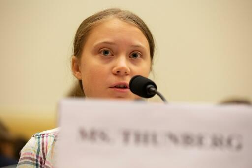 Greta Thunberg to US Congress: take climate action now