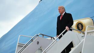 El uso de sus propiedades marca Trump por parte del presidente ha provocado críticas entre la opinión pública sobre posibles conflictos de interés