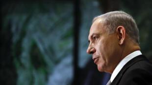 Benjamin Netanyahou a convoqué des élections législatives anticipées en mars 2015.