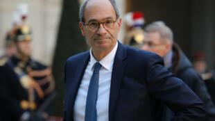 Éric Woerth, député LR, à l'Assemblée nationale, le 27 juin 2017.
