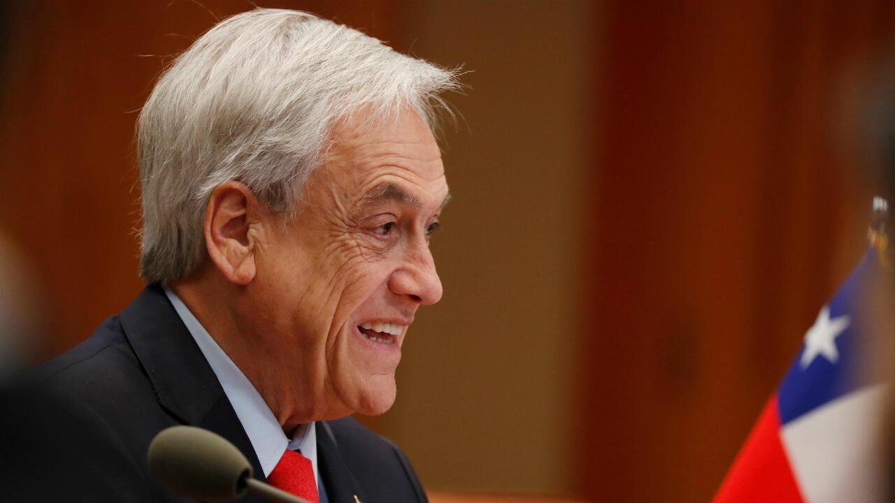 El presidente de Chile, Sebastián Piñera, promueve una reforma al sistema de salud que data de la dictadura y que ha generado polémica en el país.