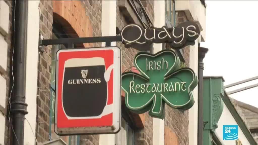 2021-03-17 14:05 Irlande : la célèbre fête de la Saint-Patrick annulée, pour la deuxième année consécutive