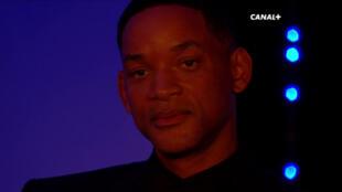 Will Smith, dans le jury du 70e Festival de Cannes.