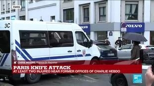 2020-09-25 14:09 No explosives found in package found at Paris attack scene