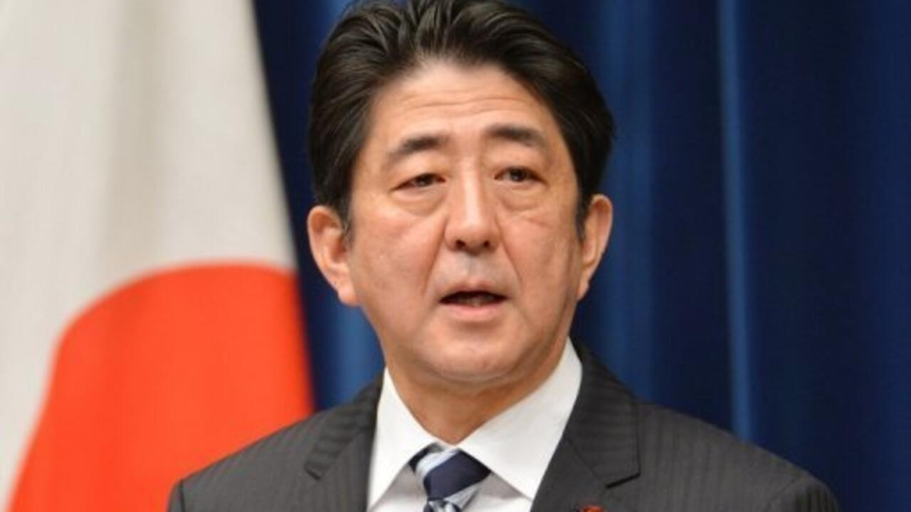 www.france24.com: Shinzo Abe speech skips reference to WWII remorse