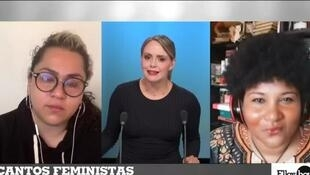La mexicana Vivir Quintana y la panameña Miroslava Herrera hablan de su lucha por las mujeres desde la música.