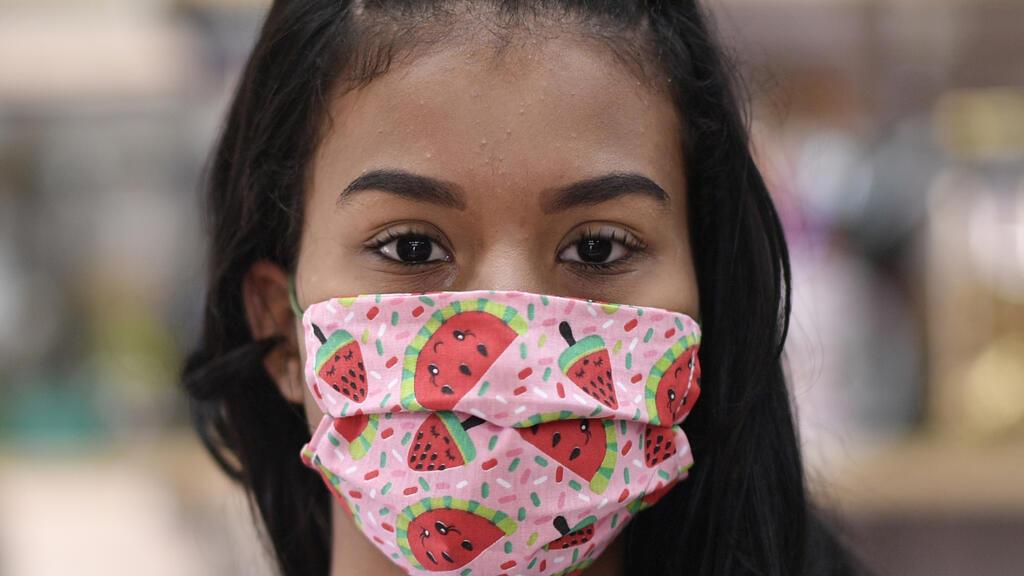 Covid-19: plus de 20000morts au Brésil, les jeunes en première ligne