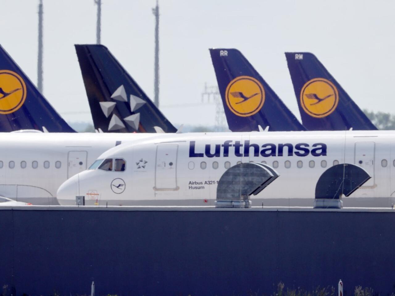 German airline Lufthansa to cut 22,000 jobs amid Covid-19 downturn