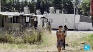 Réfugiés Grèce