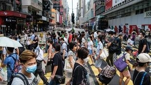 Hong Kongers were early adopters of widespread mask wearing, but now the government has made it compulsory even when outdoors, and limited gatherings to two people