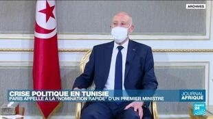 Tunisie: le pays toujours dans l'impasse politique après le limogeage de plusieurs ministres