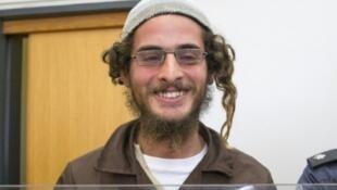"""مئير أتينغر (23 عاما) الهدف الأول للقسم المكلف بمراقبة المتطرفين اليهود في جهاز """"الشين بيت"""""""