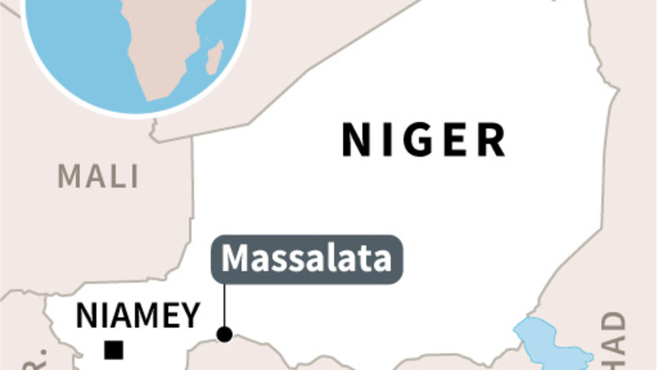US citizen freed after being abducted by gunmen in Niger