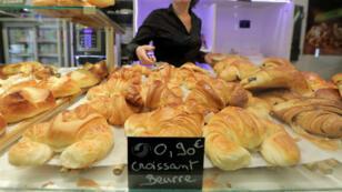 "Los ""croissants"" franceses son apetecitos en todas partes del mundo."