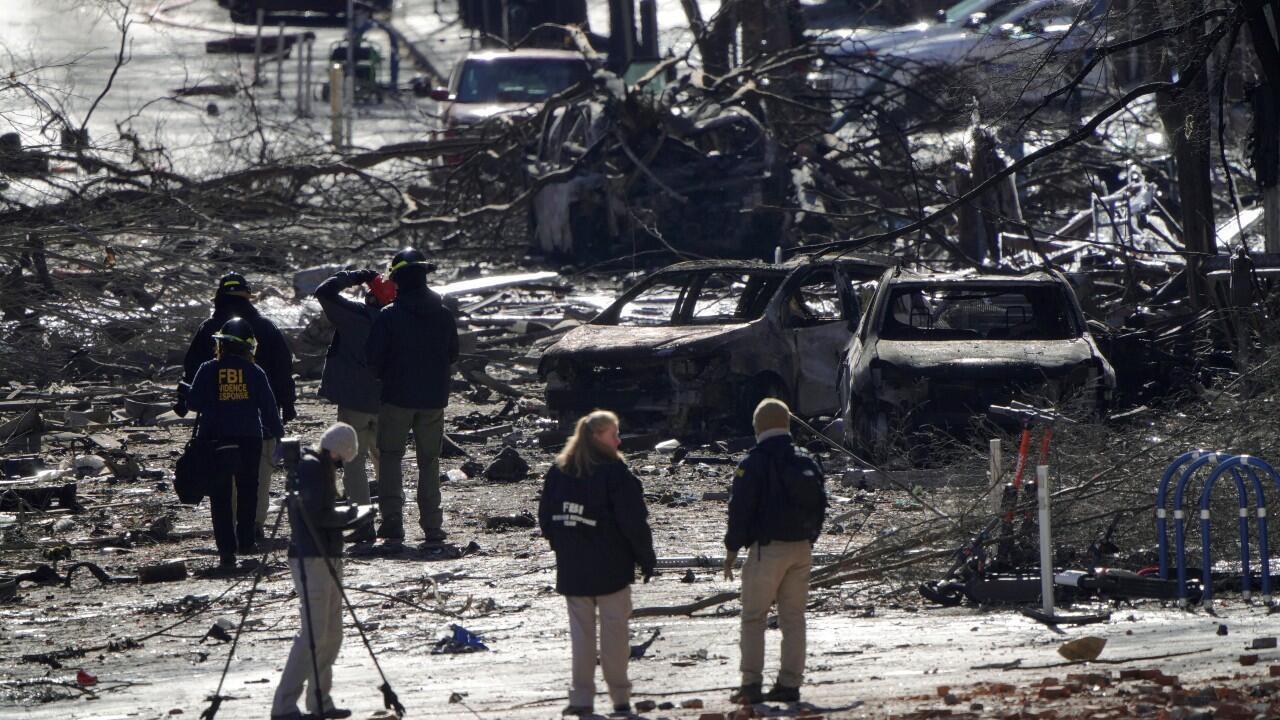 La Policía identifica al autor del atentado de Nashville