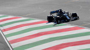 Lewis Hamilton qualified fastest for the Tuscan Grand Prix but said the Mugello circuit presents unusual challenges