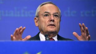 Jacques Barrot a été vice-président de la Commission européenne de 2004 à 2009.