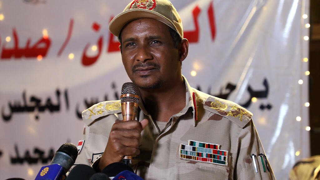 Can a former Janjaweed commander determine Sudan's future?