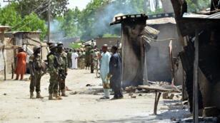 Des femmes kamikazes avaient déjà frappé le nord-est du Nigeria, vendredi 3 juillet 2015, à Zabarmari.