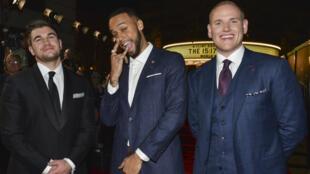 Anthony Sadler, Alex Skarlatos y Spencer Stone, actores naturales, protagonizan esta nueva cinta de Clint Eastwood
