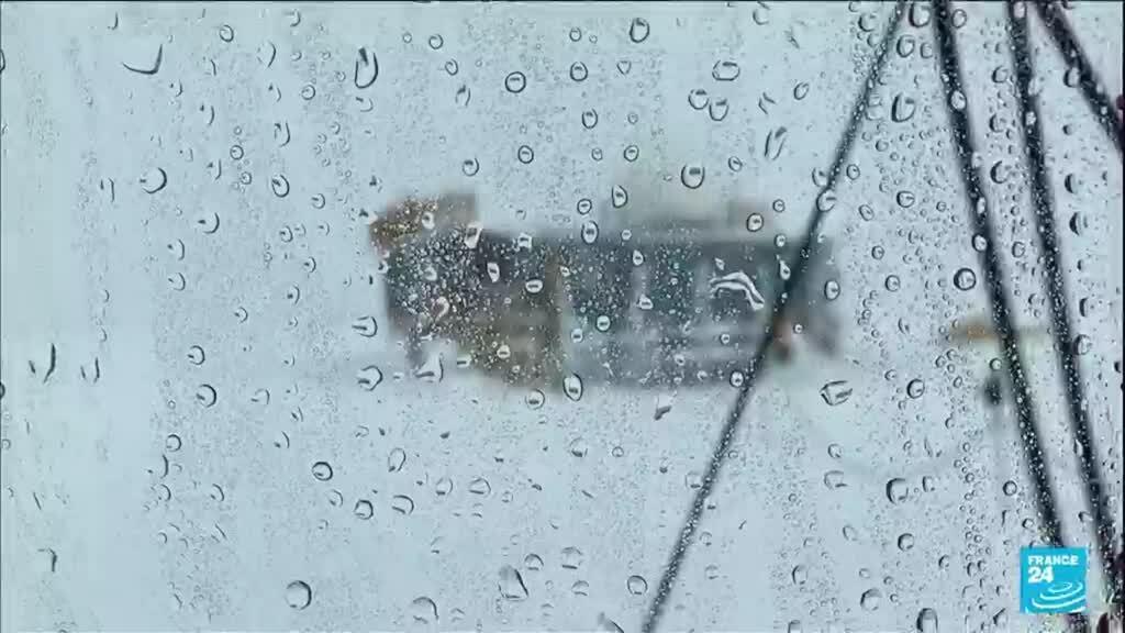 2021-08-24 14:25 Climat au Groenland : pluie inédite près du sommet de la calotte glacière
