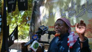 Hassan Dahir Aweys, le 27 décembre 2010, fait allégeance aux Shebab