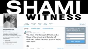 """@ShamiWitness """"n'était donc depuis le début qu'un fanboy et rien d'autre"""", constate Wassim Nasr."""