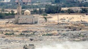 تعد شمال سيناء معقلا للمسلحين الإسلاميين المتشددين الذين يستهدفون قوات الأمن والجيش