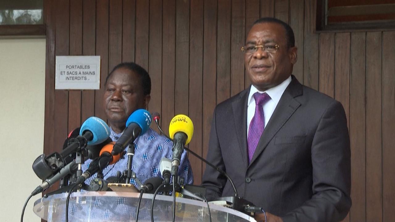 Côte d'Ivoire: l'opposant Pascal Affi Nguessan libéré sous contrôle judiciaire