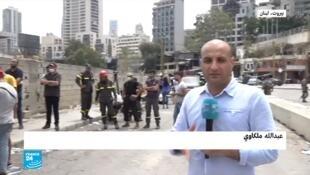 لبنان: موفد فرانس24 عبد الله ملكاوي