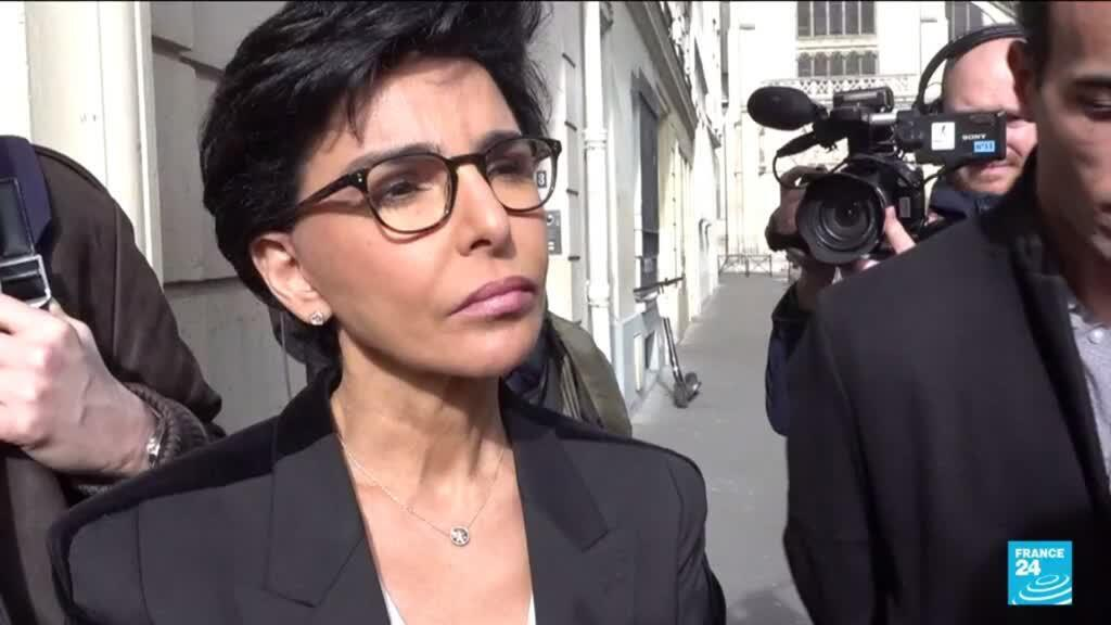 2021-07-27 19:13 L'ex-ministre de la Justice Rachida Dati mise en examen dans l'affaire Carlos Ghosn