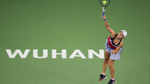 The WTA Wuhan Open was set to be a highlight of the Chinese tennis swing
