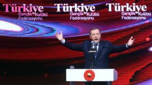 Le président turc Recep Tayyip Erdogan est en crise ouverte avec plusieurs pays européens.