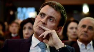 Manuel Valls avait annoncé mardi 9 mai 2017 sa candidature aux législatives sous l'étiquette d'En Marche !