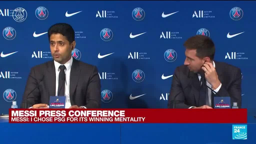 2021-08-11 11:21 Football: Mbappe 'has no excuse' to leave PSG, says president