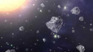 هل بإمكان أية دولة أو وكالة فضاء استغلال المعادن الثمينة الموجودة خارج كوكب الأرض؟