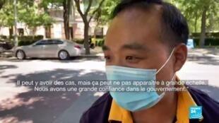 2020-06-15 11:13 Nouvelles restrictions à Pékin sur fond de résurgence du coronavirus