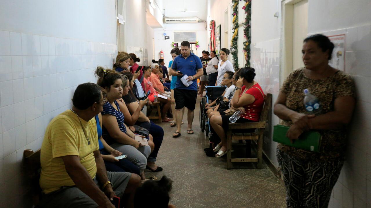 paraguay dengue crisis