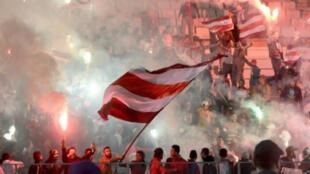 جماهير النادي الأفريقي التونسي