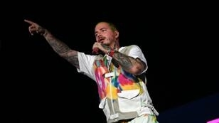 Colombian singer J Balvin has brought a full reggaeton set to the Coachella main stage for the first time in the prominent music festival's history