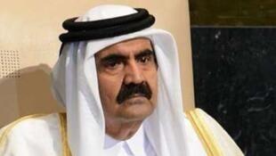 الشيخ حمد بن خليفة آل ثاني
