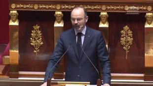 French Prime Minister Édouard Philippe pushed through the Macron government's controversial pension reforms without a parliamentary vote on Saturday.