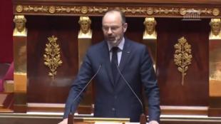 Édouard Philippe 49-3