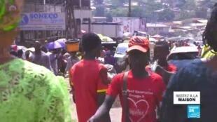 2020-03-31 11:13 Coronavirus au Cameroun : À Yaoundé, l'impossible confinement