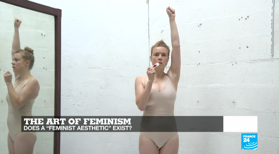 FRANCE 24's The 51 Percent looks at the art of feminism.